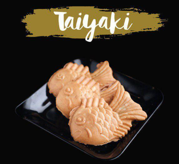 [JKT-only] Taiyaki Banana 3pcs