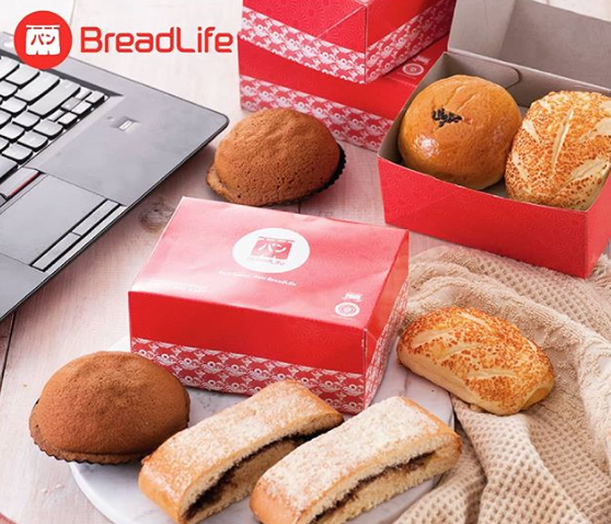 [JKT-only] Paket Bite Series Breadlife (10 Pax)