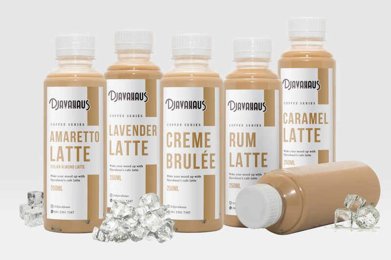 [SBY-only] Caramel Latte