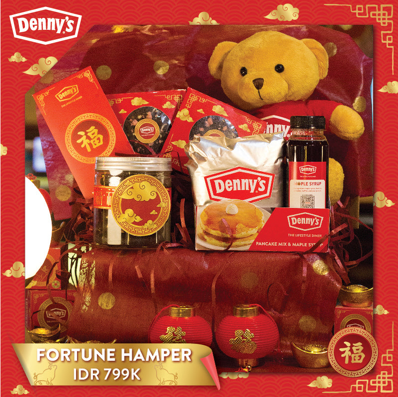 [JKT-only] FORTUNE HAMPER