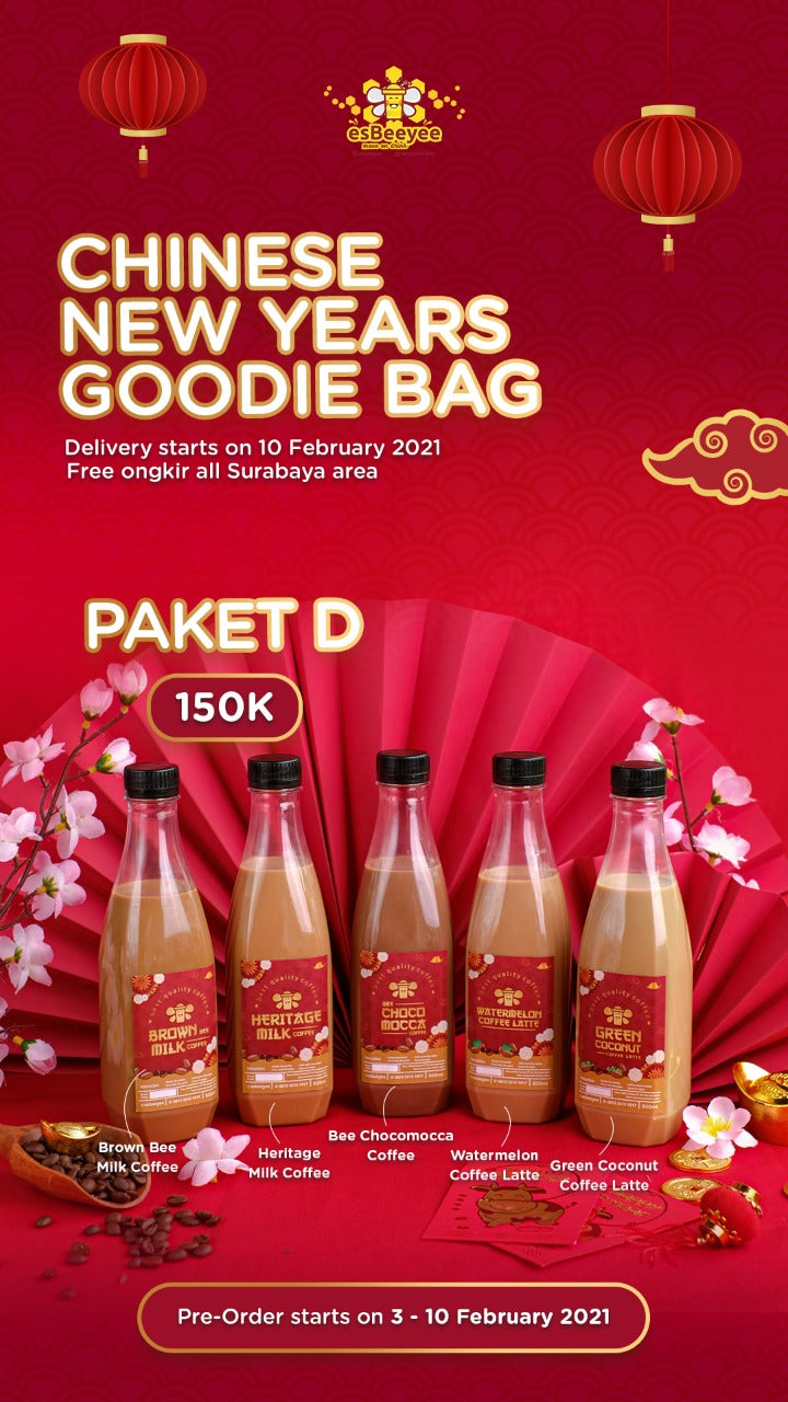 [SBY-only] Hampers CNY Paket D