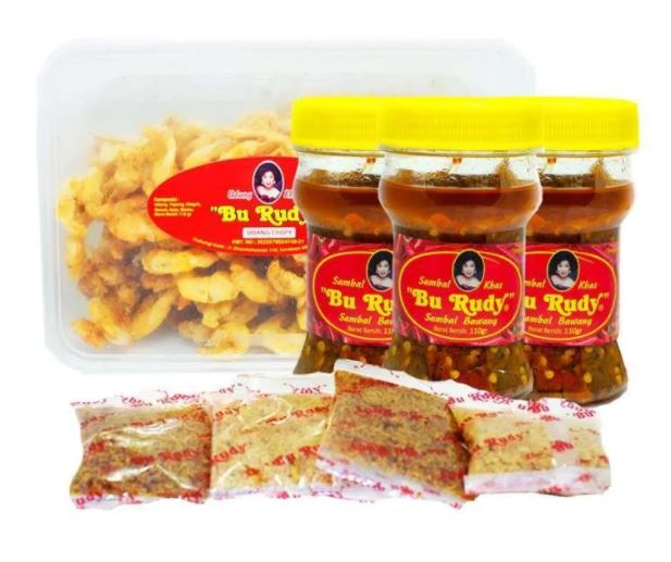 [SBY-only] Paket Udang Besar Bu Rudy