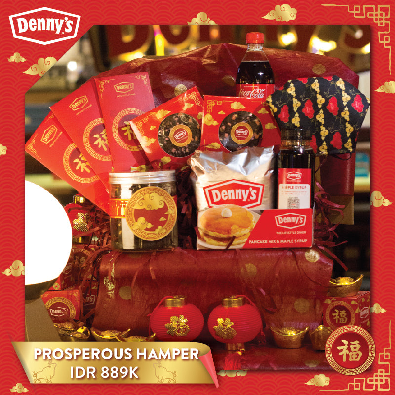 [JKT-only] PROSPEROUS HAMPER