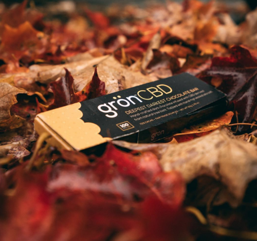 Gron CBD Chocolate Bar