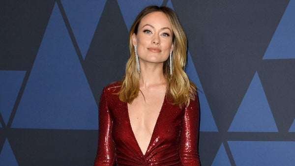 Actress Olivia Wilde who uses CBD Oil