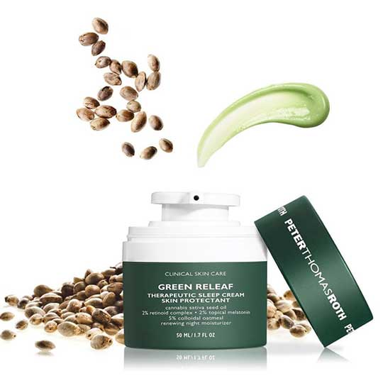 Peter Thomas Roth Green Releaf Hemp Seed Oil Beauty products
