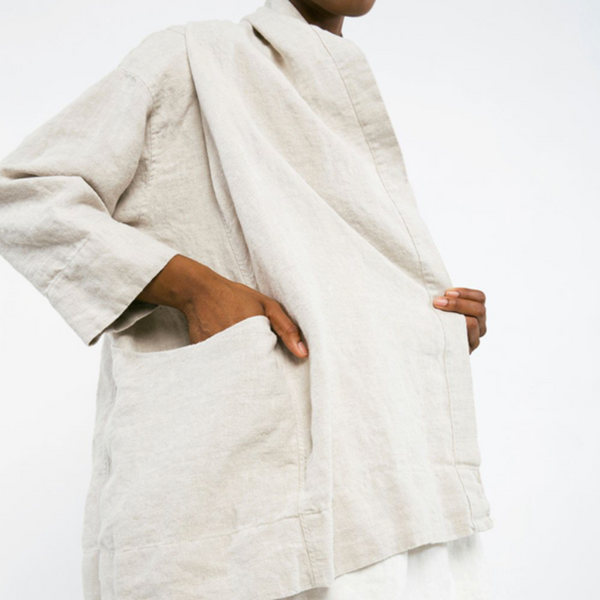 Hemp Jacket on Ecolabo's sustainable webshop