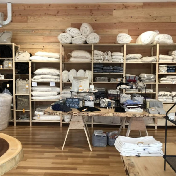 Hemp brand, Rawganique's New Organic Vegan Cafe and Lifestyle Store in Blaine, WA