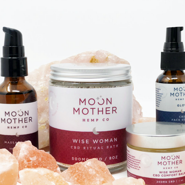 Moon Mother Hemp CBD Products