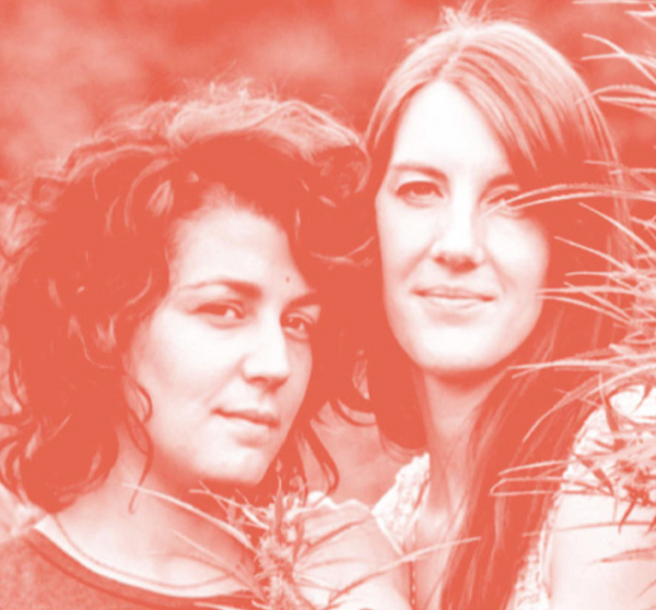 Yuyo Botanics Co-Founders, Amanda Mastui and Christie Tarleton