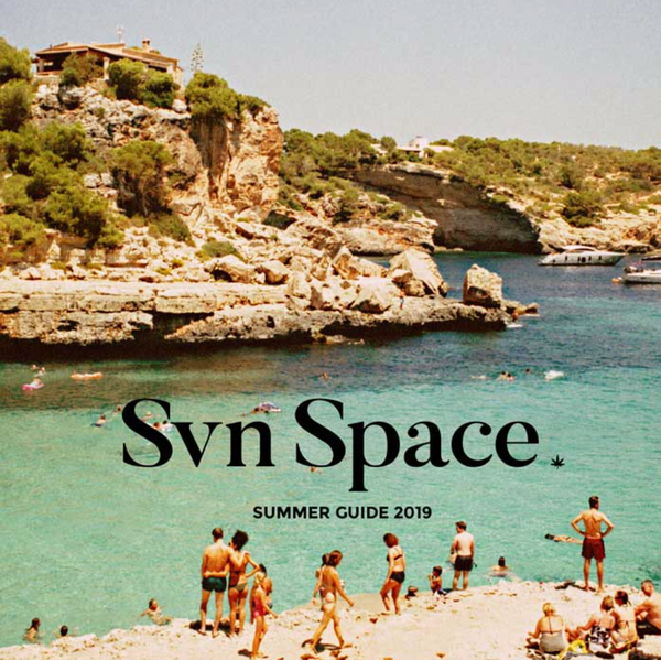 Svn Space Hemp and CBD Summer Guide 2019