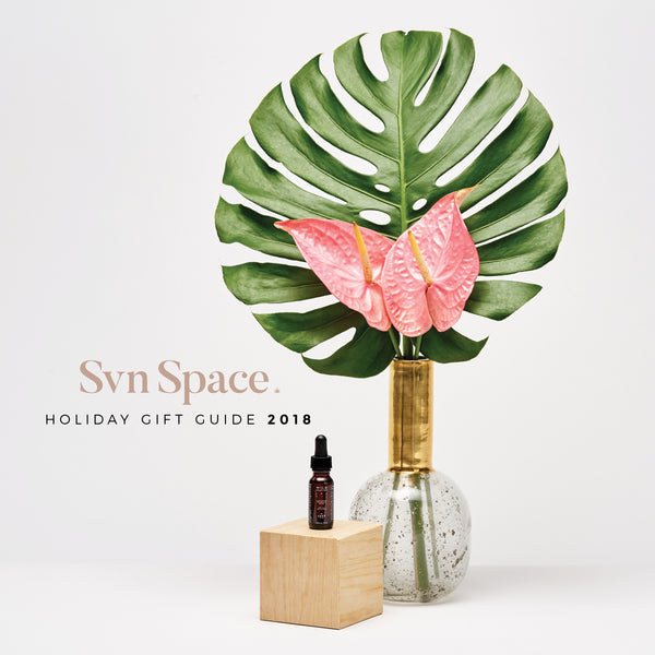 Svn Space CBD and Hemp Holiday Gift Guide 2018