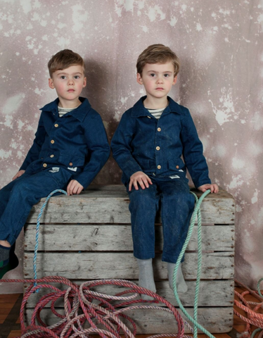 Miriam Starling hemp kids clothing