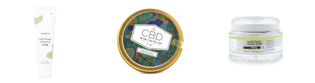 Best CBD Pain Relief Products for Women