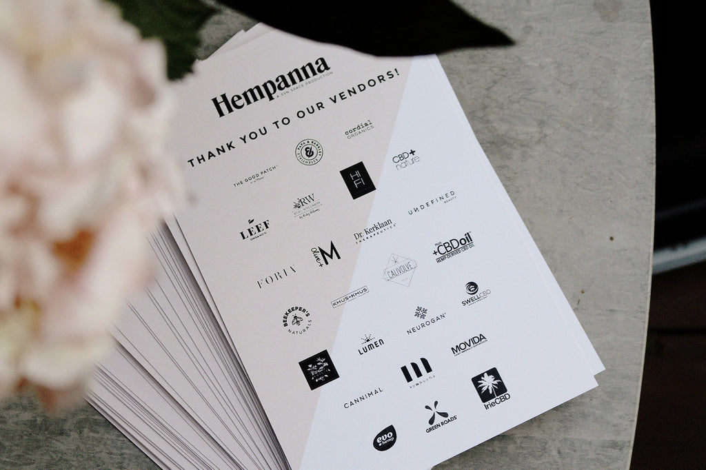Hempanna CBD and Hemp Event at Platform Los Angeles Invite