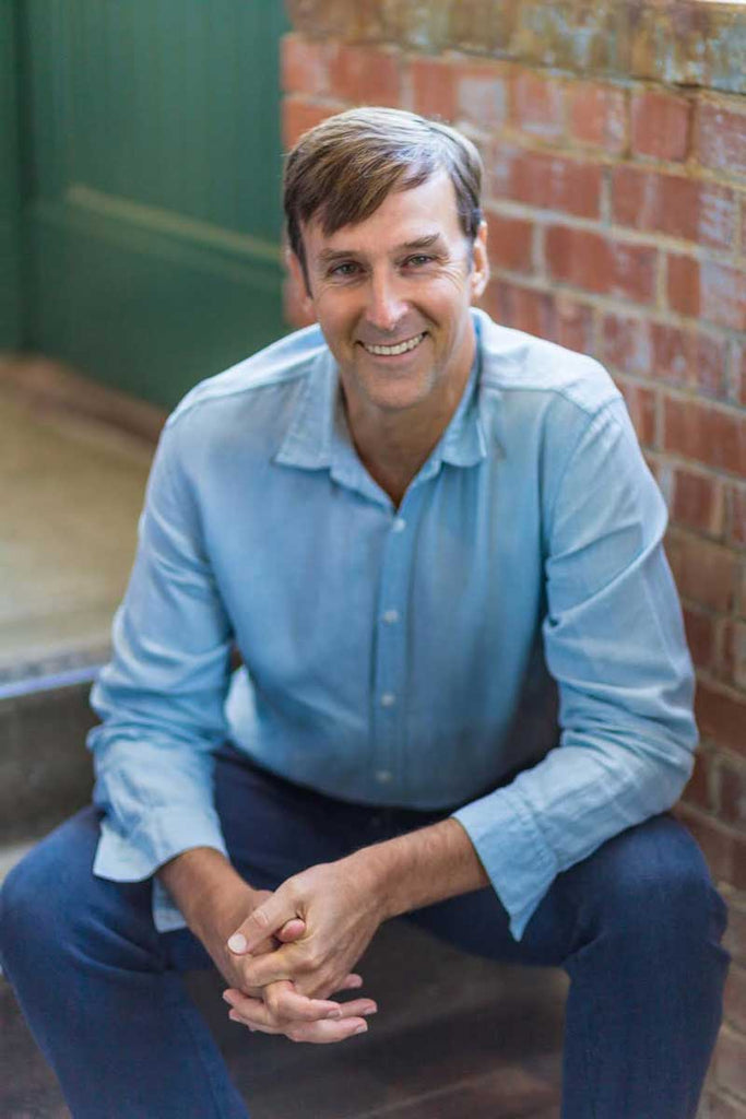John Roulac, Founder & CEO of Nutiva