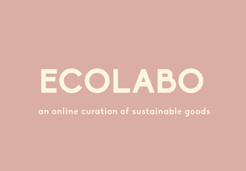 Sustainable online shop Ecolabo logo