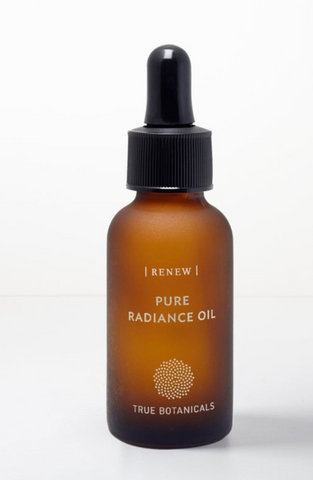 TRUE BOTANICALS: PURE RADIANCE OIL made with hemp seed oil