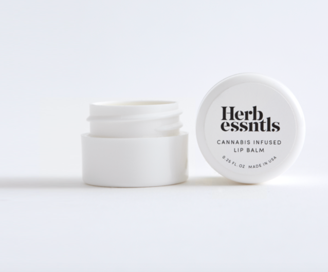 Herb Essentials Cannabis infused Lip Balm