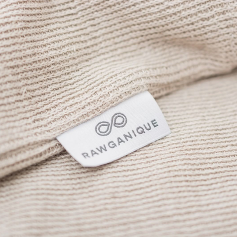 Rawganique hemp towel