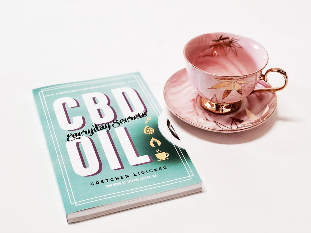 CBD Oil: Everyday Secrets: A Lifestyle Guide to Hemp-Derived Health and Wellness, by Gretchen Lidicker