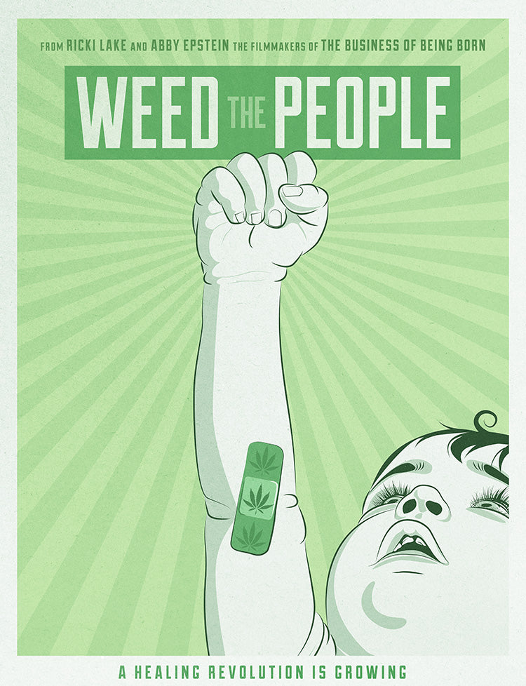 Weed The People Movie Poster