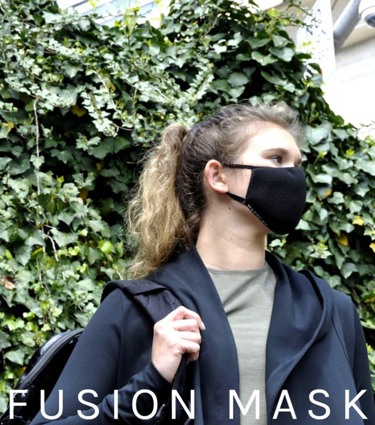Hemp Black Fusion Mask