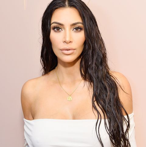 Kim Kardashian uses CBD Oil