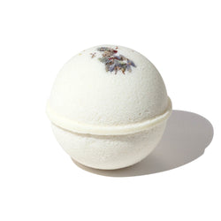 Life Elements Bliss Ball bath bomb in Eucalyptus