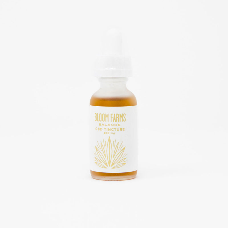Bloom Farms 300 mg Balance Tincture