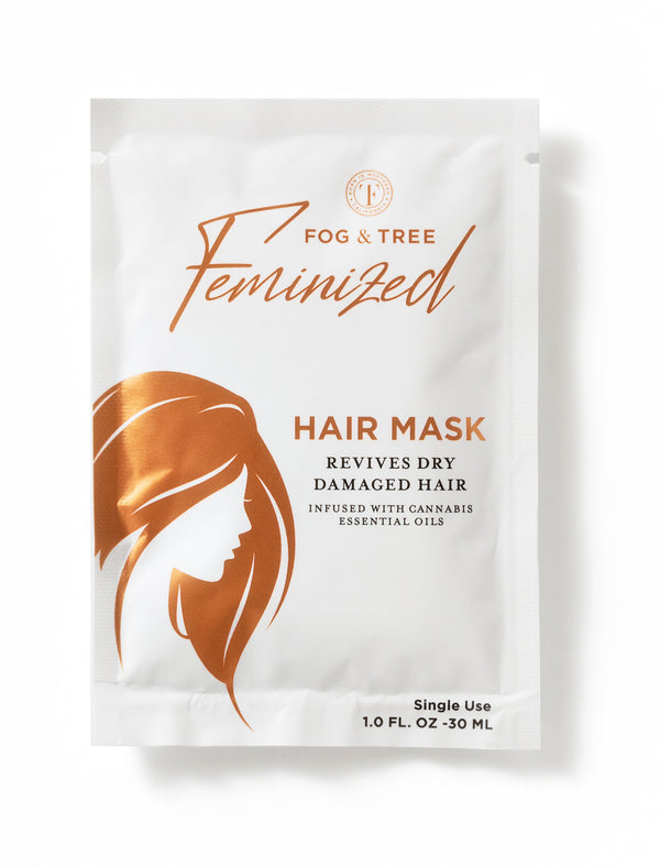Hair Mask Treatment - 3 Pack
