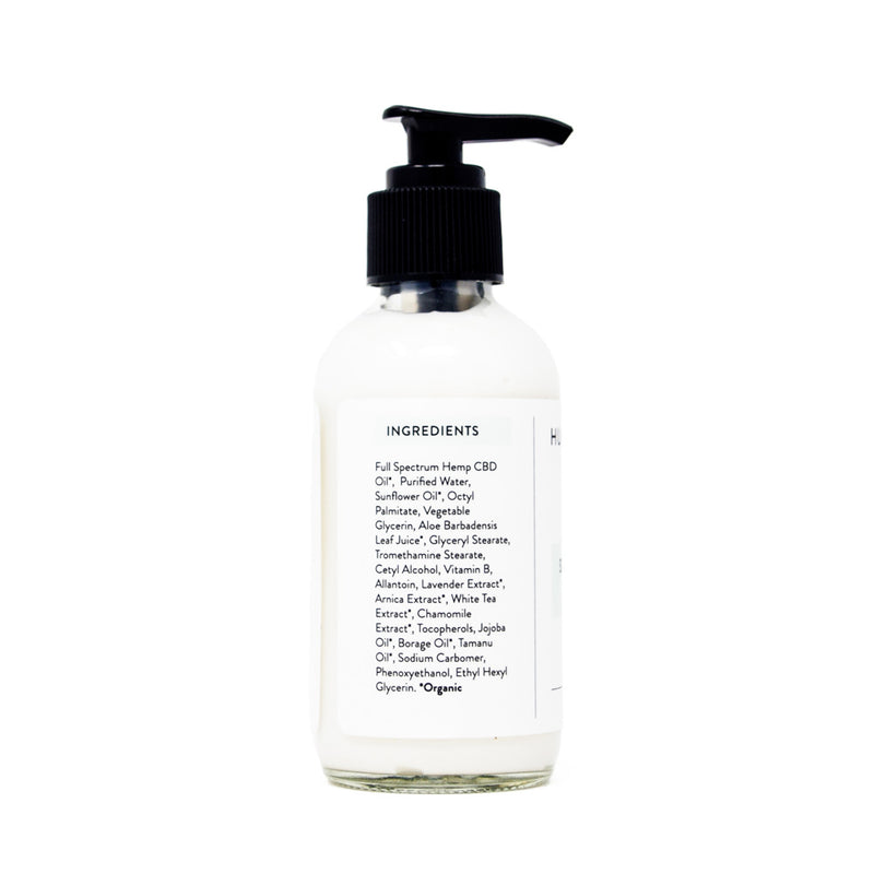 CBD Soothing Lotion Unscented