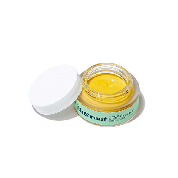 Moonlight Cooling Glow Mask open container