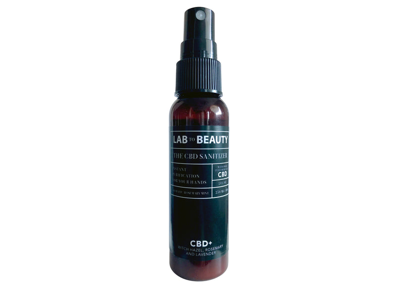 The CBD Sanitizer