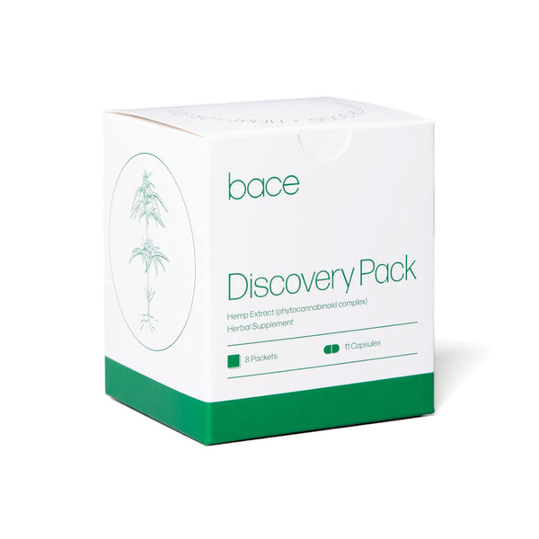 Discovery Pack: Whole Hemp Extract Capsules