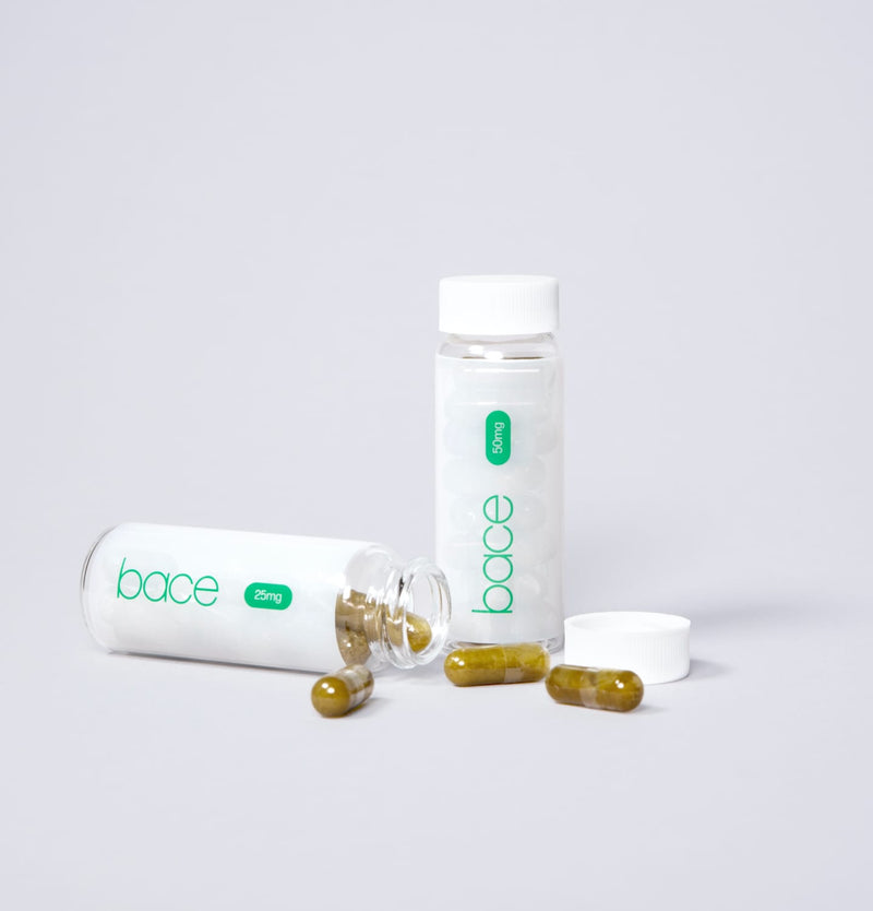 Duo Plus: Whole Hemp Extract Capsules