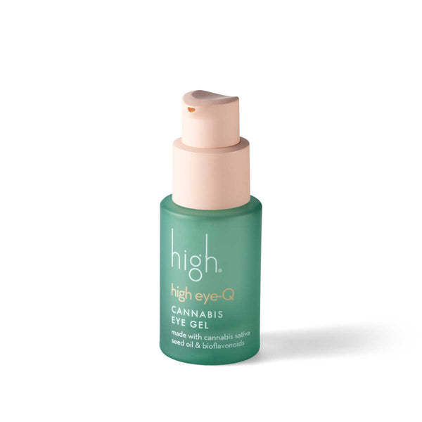 High Eye-Q Cannabis Eye Gel