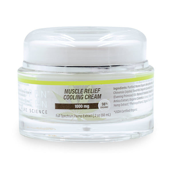 Muscle Relief Cooling Cream