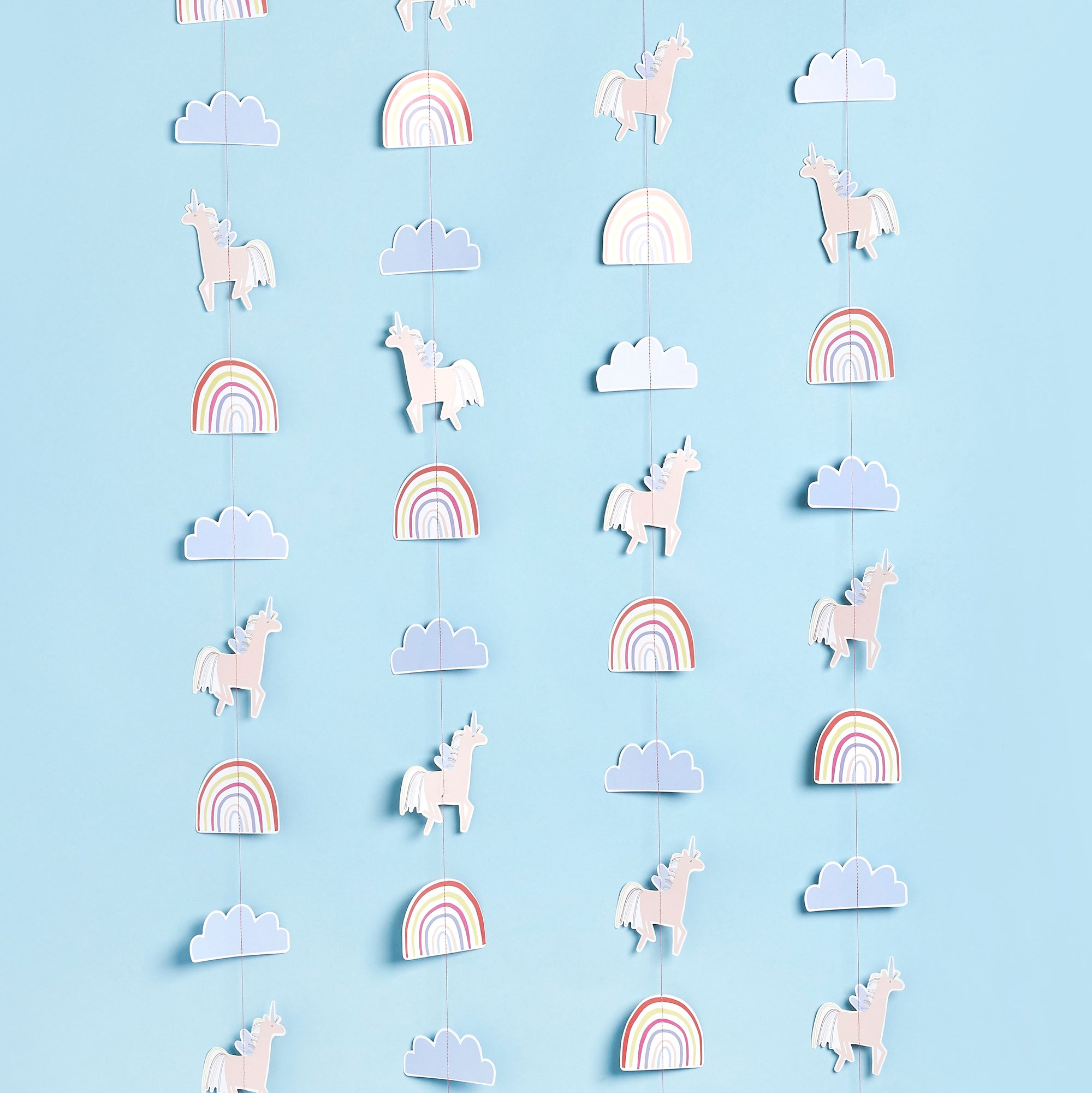 Unicorn Party Decorations Box