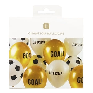 Champions football Party Box