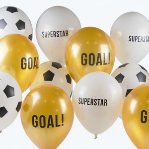 Champions football Balloons Bundle PRE ORDER