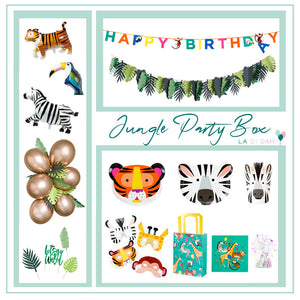 Jungle Party Box