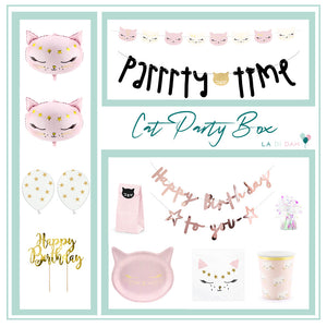 Cat Party Box