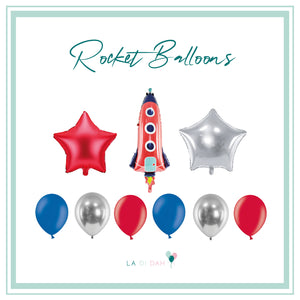 Space Balloons Bundle
