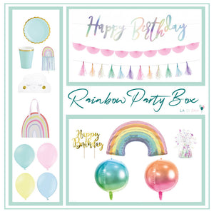 Rainbow Party Box