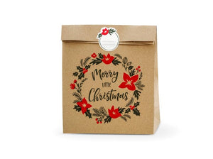 Merry Little Christmas Gift Bag