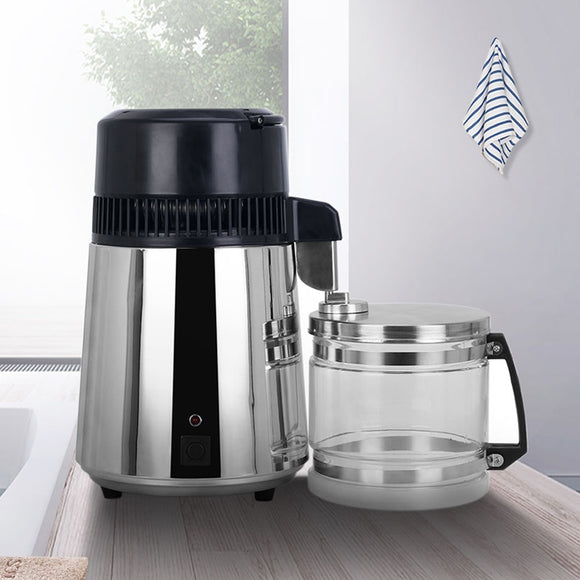 4L Household Pure Water Distiller
