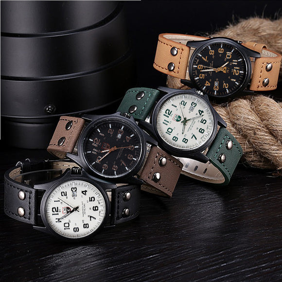 2019 New Business Quartz watch