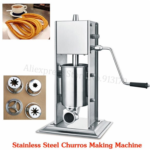 Stainless Steel Vertical Sausage   Maker