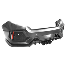 Load image into Gallery viewer, 2016-2020 Honda Civic Sedan CTR Type R 10th-Gen Rear Bumper PP